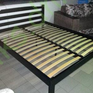 Купить деревянную двуспальную кровать ЭКО + в Донецке