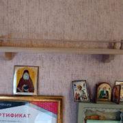 Купить настенную полку ПН-03 в Донецке