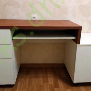 Купить компьютерныйдвухуровневый стол КС-01/3 в Донецке