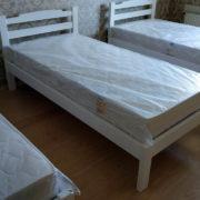 """Купить кровать односпальную деревянную """"ЭКО+"""" в Донецке"""
